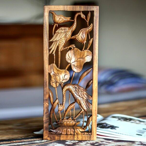 Indonesian Wood Carvings Wayfair