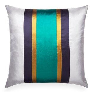 Siam Silk Throw Pillow