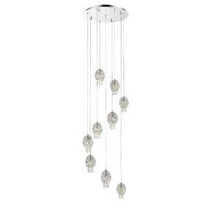 Lelia 9-Light Pendant by Mercer41