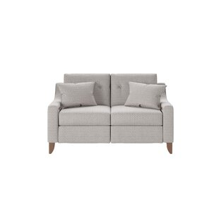 Logan Reclining Loveseat by Wayfair Custom Upholstery™