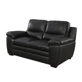 Dinges Traditional Loveseat by Red Barrel..