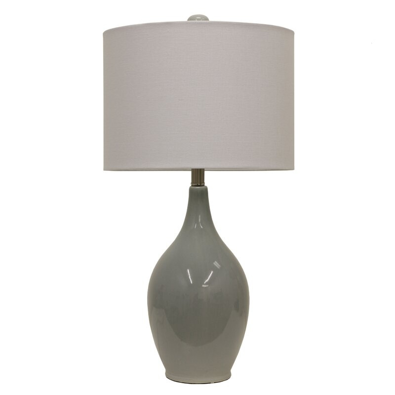 Mercury row miltiades 27 table lamp reviews wayfair miltiades 27 table lamp aloadofball Image collections