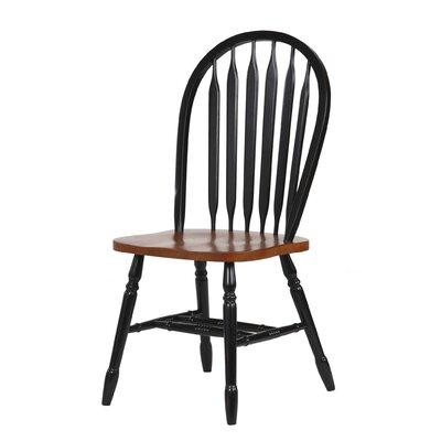 Super Loon Peak Lockwood Arrow Back Solid Wood Dining Chair Finish Inzonedesignstudio Interior Chair Design Inzonedesignstudiocom