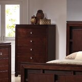 Easton 5 Drawer Standard Chest by Latitude Run®
