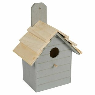 Otte Wall Mounted Birdhouse By Sol 72 Outdoor