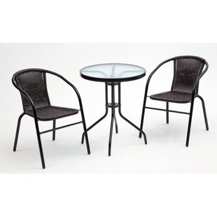 Greenway 3 Piece Bistro Set