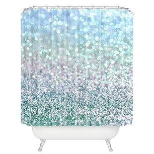 Find Snowfall Shower Curtain ByEast Urban Home