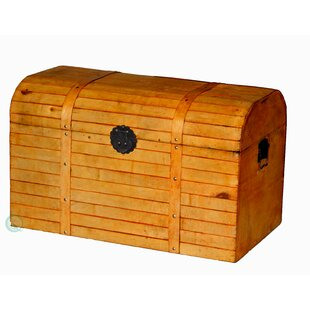 Barn Wood Trunk by Quickway Imports