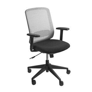Latitude Run Ronneshia Low Back Mesh Office Chair