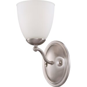 Tecca 1-Light Bath Sconce