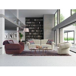 Salim 3 Piece Reclining Living Room Set By Red Barrel Studio