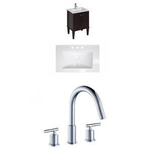 Roxy 24 Single Bathroom Vanity Set by American Imaginations