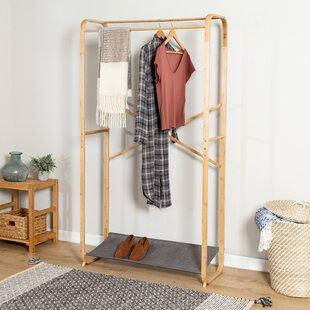 Wayfair Wood Clothes Racks Garment Racks You Ll Love In 2021