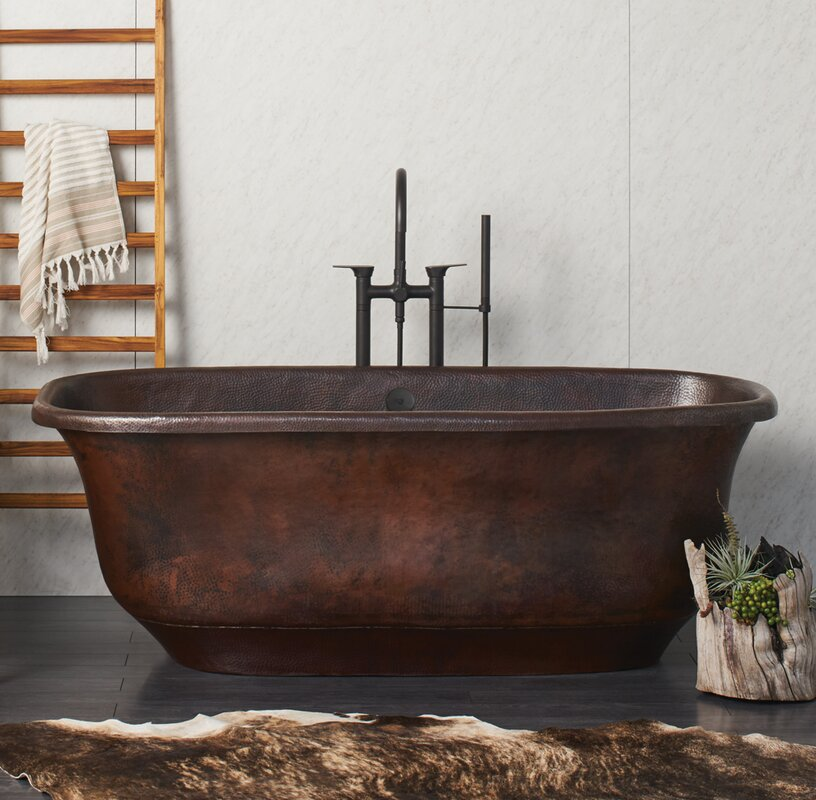 Best Copper Bathtub Reviews: Top Quality Bathing With Style