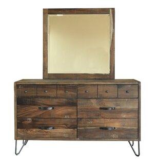 Artisan Home Furniture 6 Drawer Double Dresser