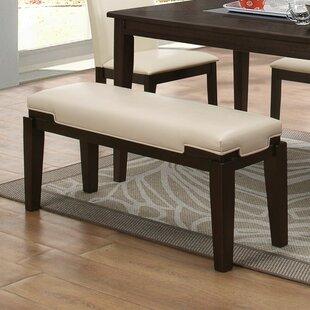 Latitude Run Preston Upholstered Bench
