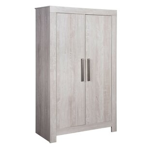 Nordic Cascina 2 Door Wardrobe By Schardt