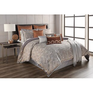 Red Barrel Studio Gallardo 12 Piece Comforter Set
