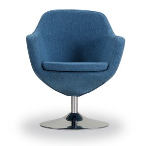 Coen Swivel Armchair by Wade Logan