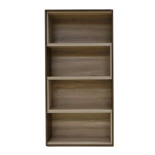 Marci Standard Bookcase by Wrought Studio