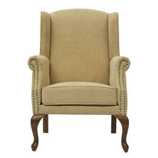 Pensford Wingback Chair by Alcott Hill