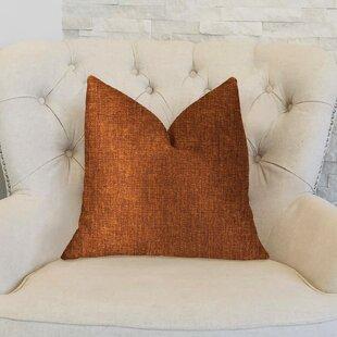 Cedar Luxury Throw Pillow