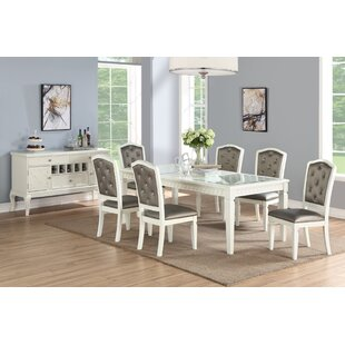 Brandenburg 7 Piece Drop Leaf Dining Set House of Hampton