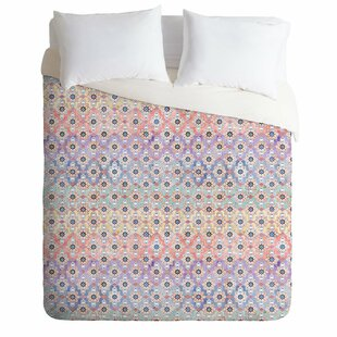 East Urban Home Schatzi Thema Tiles Ombre Duvet Set