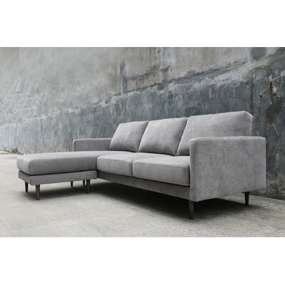 Diamond Sofa Kelsey Reversible Sectional