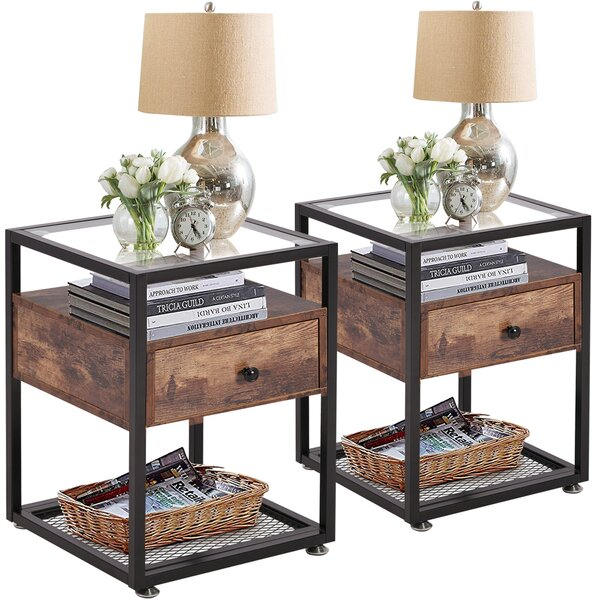 36 Inch Square End Table Wayfair