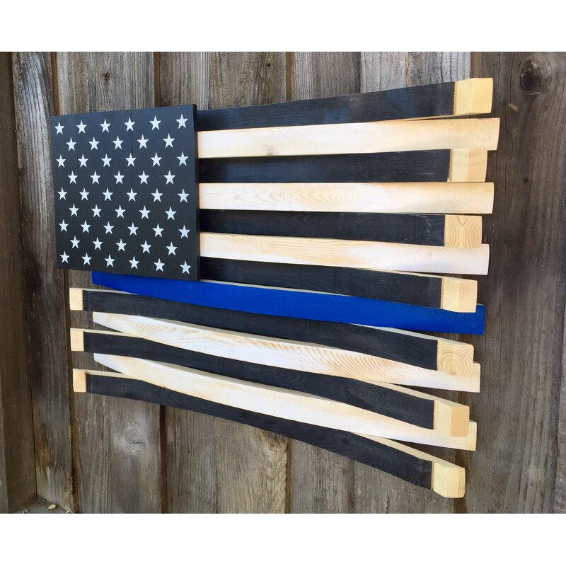 Brayden Studio American Flag Wall Décor | Wayfair