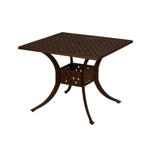 California Outdoor Designs La Jolla Square Table