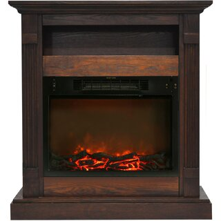 Andillac Electric Fireplace by Loon Peak SKU:BE318437 Purchase