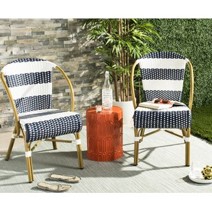 Montery Stacking Garden Chair (Set Of 2) Image