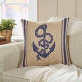 Greeley Anchor Pillow Cover