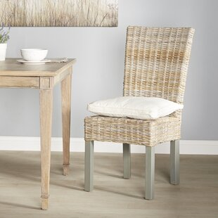 Jaylynn Dining Chair (Set of 2) by Highland Dunes