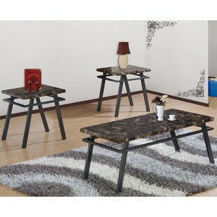 Compare prices 3 Piece Coffee Table Set By Best Quality Furniture