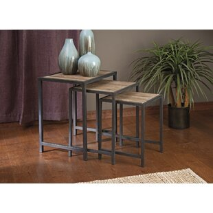 Elliott 3 Piece Nesting Tables Set 17 Stories