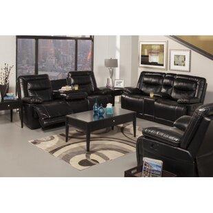 Winston Porter Gurav Reclining Configurable Living Room Set