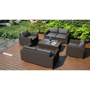Harmonia Living Arden 5 Piece Double Sofa..