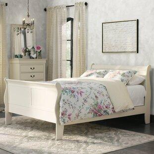 Lark Manor Lisle Sleigh Bed