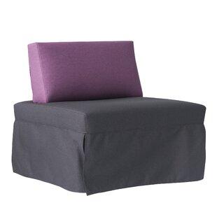 Latitude Run Jeanne Convertible Chair