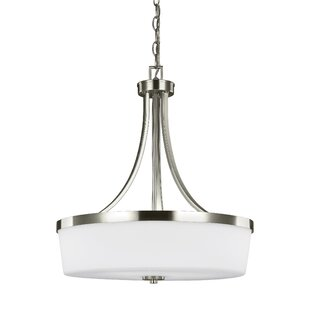 Darby Home Co Burnley 3-Light Pendant