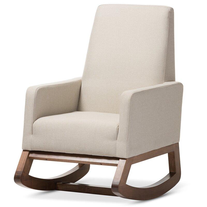Nola Rocking Chair Amp Reviews Allmodern