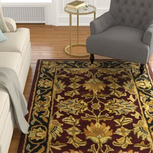 Cranmore Red Area Rug ByCharlton Home