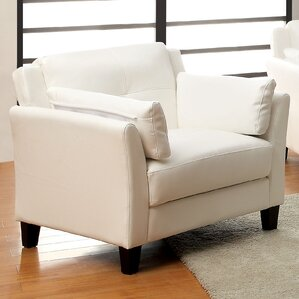 Double Stitching Armchair by A&J Homes Studio