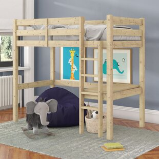 Dover High Sleeper Bed With Desk By Just Kids