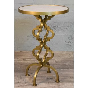 Chimel End Table by Bloomsbury Market