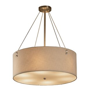 Latitude Run Red Hook 6-Light Pendant