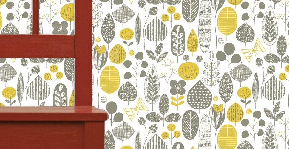 ... stickable wallpaper wallpapersafari; wallpaper you ll love wayfair ... - Stickable Wallpaper - The Wallpaper